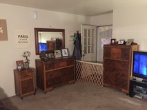 Vintages Antique Dresser set of 3 in Fairfield, California