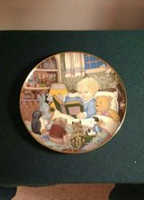 3 CAROL LAWSON COLLECTIBLE PLATES in Glendale Heights, Illinois