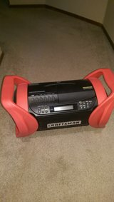 Craftsman ,portable Radio, cassette, CD in Travis AFB, California