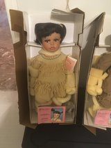 Paradise Galleries Joyful Dove porcline doll. in Cleveland, Texas