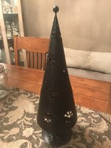 Christmas Tree Candle Holder in Naperville, Illinois