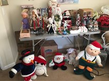 Multiple Christmas Decorations, statues and Misc in Travis AFB, California