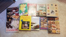cook book collection in Fort Polk, Louisiana