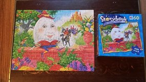 Milton Bradley Storybook Humpty Dumpty Puzzle in St. Charles, Illinois