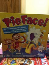 Pie face game in Chicago, Illinois