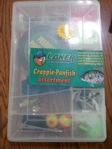 LAKER CRAPPIE-PANFISH ASSORTMENT in Joliet, Illinois
