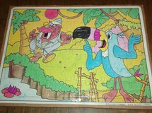 1978 TOUCAN SAM AND HUNTER PUZZLE in St. Charles, Illinois