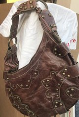 Large Isabella Fiore purse in Fort Bliss, Texas