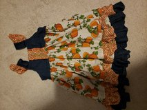 Eleanor Rose Pumpkin Dress in Aurora, Illinois