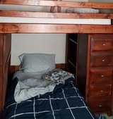 wooden Bunk Beds in Alamogordo, New Mexico