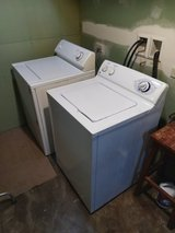 washer and dryer in Yorkville, Illinois
