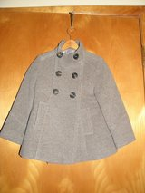 Beautiful Zara Kids Double Breasted Girls Tan Dress Coat ... Size 4-5 in Palatine, Illinois