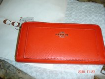 Coach Zip Purse/wallet in Kingwood, Texas