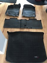 weather tech floor liners 2014 Ford Edge & Lincoln MKX in Plainfield, Illinois
