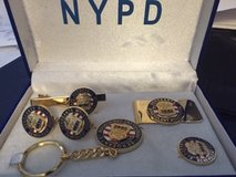 Beautiful NYPD Cuff Link Set - $95 in Houston, Texas