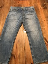 Wrangler Rock 47 jeans in Leesville, Louisiana