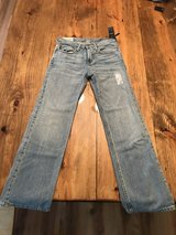 Boys Abercrombie Jeans in Leesville, Louisiana