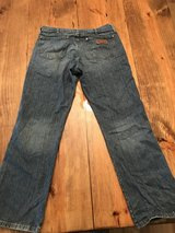 Men's Wrangler Retro jeans in Leesville, Louisiana