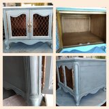 Square Turquoise Coffee Table in Joliet, Illinois