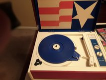 Vintage Record player in Algonquin, Illinois