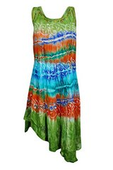 Women's Beach Dresses Caftan Lounger Colorful Coverup One Size in Dothan, Alabama