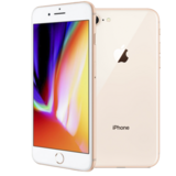 ***(2) LIKE NEW Gold iPhone 8 Cell Phones***AT&T in Sugar Land, Texas