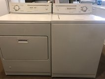 kitchen Aid washer and dryer (Gas) in Cleveland, Texas