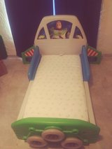 Buzzlightyear bed in Fort Bliss, Texas