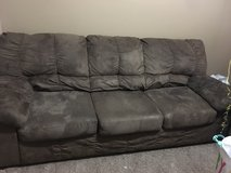 couch and love seat in Fort Knox, Kentucky