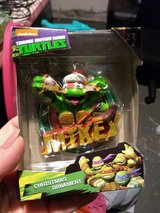 New Ninja turtles ornament in Clarksville, Tennessee
