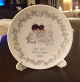 Mini Porcelain Plate in Naperville, Illinois