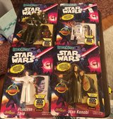 Vintage Star Wars BendEms in Plainfield, Illinois