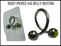 Looking For Some Body Pierce? 14g Twist Barbell for Belly Button (NEW) in Okinawa, Japan