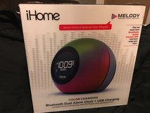IHome melody color changing speaker in Byron, Georgia