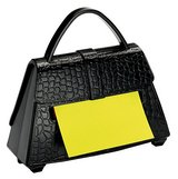 Post-it Super Sticky Pop-up Notes Dispenser for 3 in x 3 in Notes, Black Purse (PD-654-US) in Plainfield, Illinois