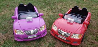 BMW Convertible Car 12 Volt Battery Powered Ride-On in Fort Campbell, Kentucky