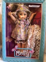 "Vintage Horsman ""Betty"" Doll NIB With extra outfit in Aurora, Illinois"