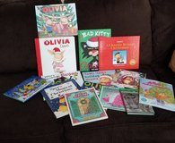 Christmas Books / llama llama / Splat / Bad Kitty in Spring, Texas