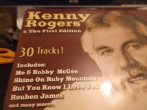 kenny rogers and the first edition 3  cd collection in Alamogordo, New Mexico
