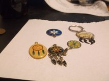 collection of charms in Alamogordo, New Mexico