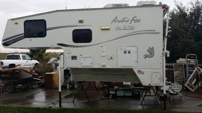 """Camper Arctic Fox 2005 990 """"Great temp housing for the fire victims"""" in Fairfield, California"""