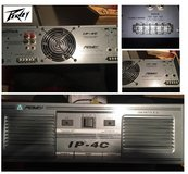 Peavey IP-4C 500 Watts Professional Amplifier in Fort Rucker, Alabama