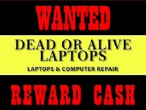 CA$H FOR BROKEN LAPTOPS in Oceanside, California