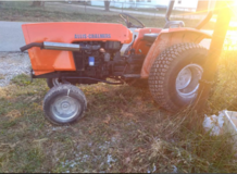 Allis Chalmers 5020 in Rolla, Missouri