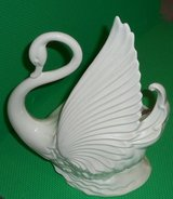 Vintage Swan Vase/Planter/Light - Reduced in Naperville, Illinois