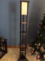 Lighted CD Tower; Holds 65 CD's; Excellent Condition in Cherry Point, North Carolina