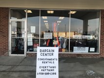 Bargain Center by Lucy Inc in Tinley Park, Illinois