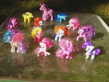 My Little Pony figures in Beaufort, South Carolina