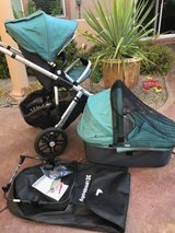 Uppa Baby Vista Stroller in Fairfield, California