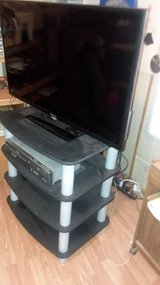 """36"""" Hisense flat screen  TV with TV stand in Alamogordo, New Mexico"""